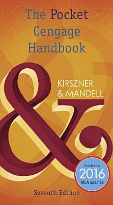 The Pocket Cengage Handbook  2016 MLA Update  Spiral bound Version PDF