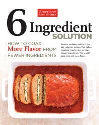 Six Ingredient Solution Book PDF