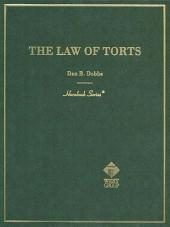 Law of Torts (Hornbook Series)