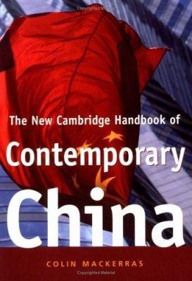 The New Cambridge Handbook of Contemporary China PDF