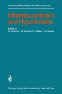Mineralocorticoids and Hypertension