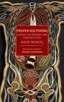 Proper Doctoring PDF