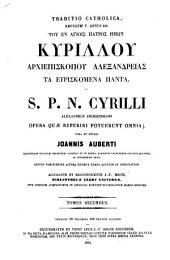 Patrologiae cursus completus ...: Series graeca, Volume 69