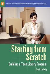 Starting from Scratch PDF