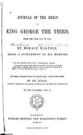 Journal of the reign of King George the Third: from the year 1771-1783, Volume 2
