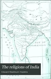The Religions of India: Volume 25
