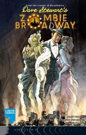 ZOMBIE BROADWAY, Issue 1: Issue 1
