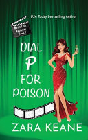 Dial P For Poison  Movie Club Mysteries  Book 1