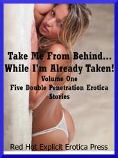 Take Me From Behind... While I'm Already Taken! Volume One: Five Front Door and Back Door Explicit Stories
