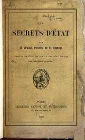 Les secrets d'état