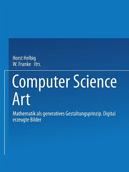 Computer Science Art PDF