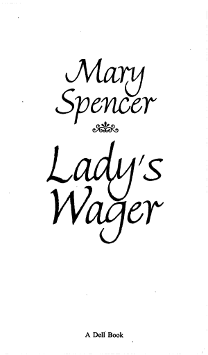 Lady s Wager