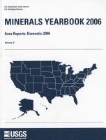 Minerals Yearbook  2006  V  2  Area Reports  Domestic PDF
