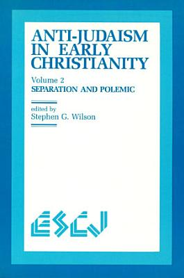 Anti Judaism in Early Christianity