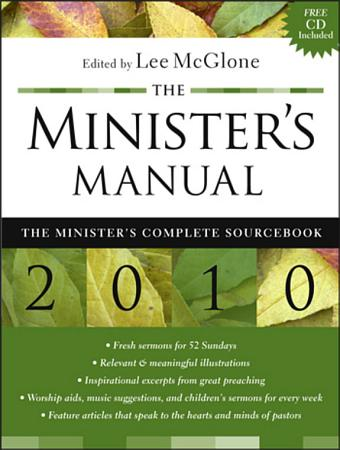 The Minister s Manual PDF