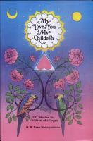 My Love You  My Children PDF