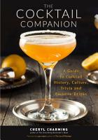 The Cocktail Companion PDF