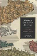 Marxism and Urban Culture PDF