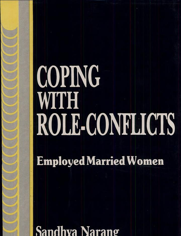 Coping with Role-conflicts