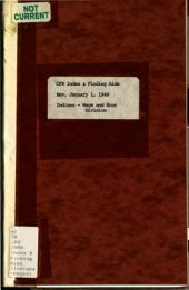 Code of Federal Regulations: 1949-1984