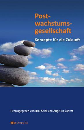 Postwachstumsgesellschaft PDF