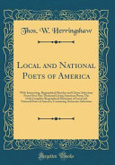 Local and National Poets of America PDF