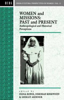 Women and Missions  Past and Present PDF