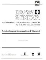 Technical Program  Conference Record PDF