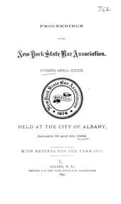 Proceedings and Committee Reports - New York State Bar Association: Volume 15