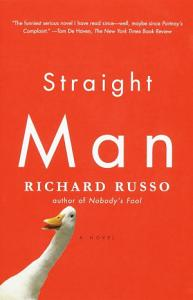 Straight Man Book