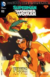 Superman/Wonder Woman (2013-) #29