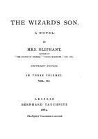 The Wizard s Son PDF