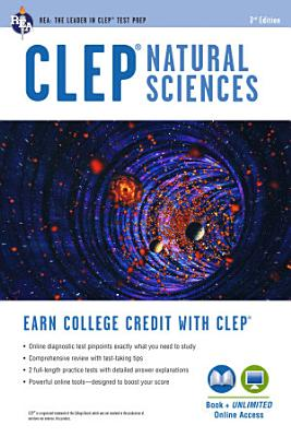 CLEP   Natural Sciences Book   Online
