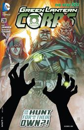 Green Lantern Corps (2011-) #28