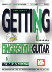 Getting Into Fingerstyle Guitar