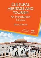 Cultural Heritage and Tourism PDF