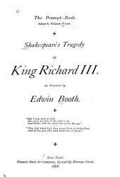 Shakespeare's Tragedy of King Richard II.