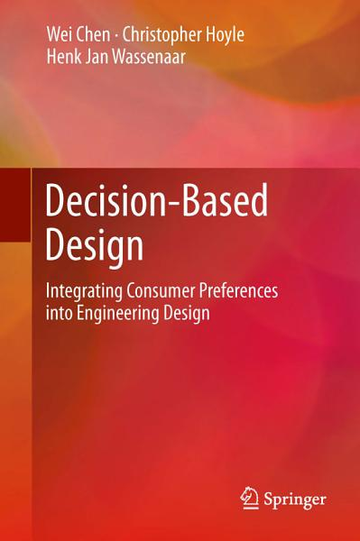 Decision Based Design PDF