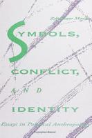 Symbols  Conflict  and Identity PDF