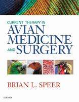 Current Therapy in Avian Medicine and Surgery PDF