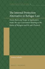 The International Protection Alternative in Refugee Law