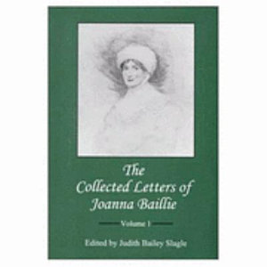 The Collected Letters of Joanna Baillie PDF