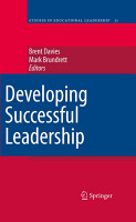 Developing Successful Leadership PDF