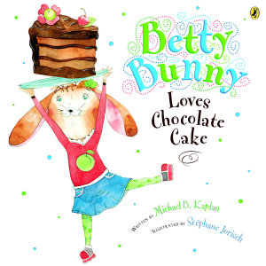 Betty Bunny Loves Chocolate Cake PDF