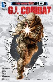 G.I. Combat (2012-) #0