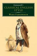 Farnsworth s Classical English Style PDF