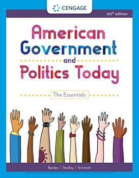 American Government and Politics Today  The Essentials PDF