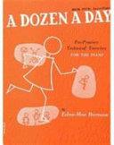 Dozen a Day Book 4 Piano