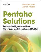 Pentaho Solutions PDF