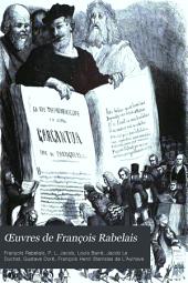 Œuvres de François Rabelais